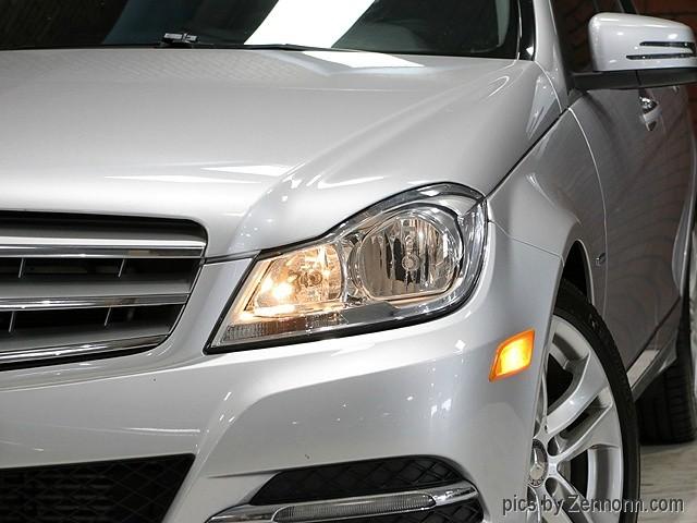Mercedes-Benz C-Class 2012 price $12,490