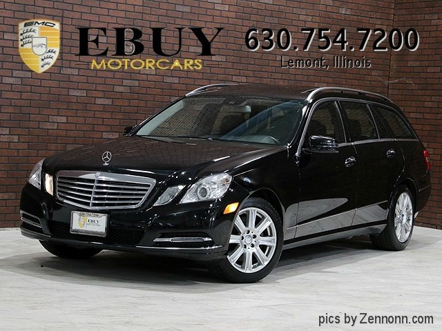 2013 Mercedes-Benz E350 4MATIC