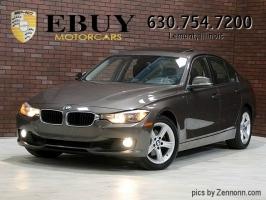 BMW 3-Series 2013