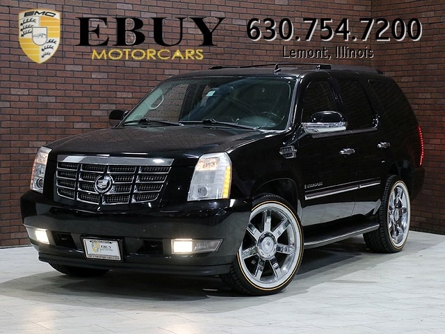 Cadillac Escalade 2008 price $13,990