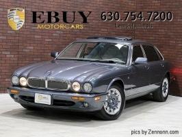 Jaguar XJ 2001