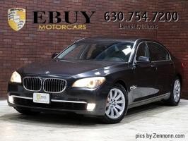 BMW 7-Series 2009