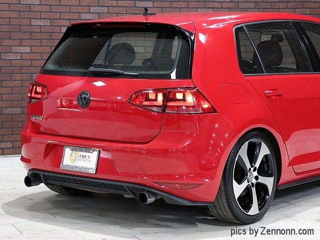 Volkswagen Golf GTI 2016 price $15,490