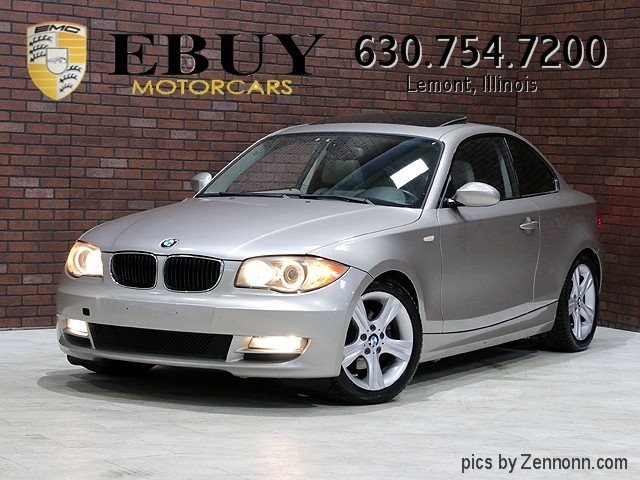 BMW 1-Series 2009 price $11,990