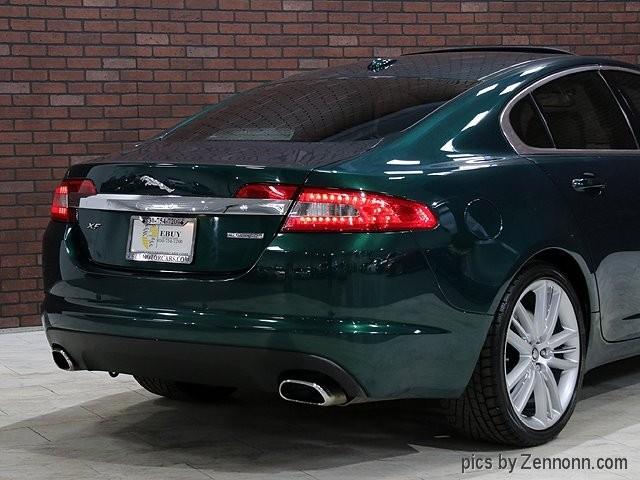 Jaguar XF 2009 price $11,990