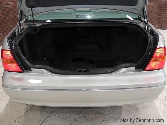 Lexus LS 430 2001 price $4,990