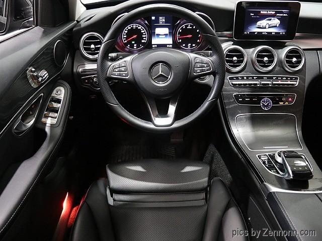 Mercedes-Benz C-Class 2016 price $19,990