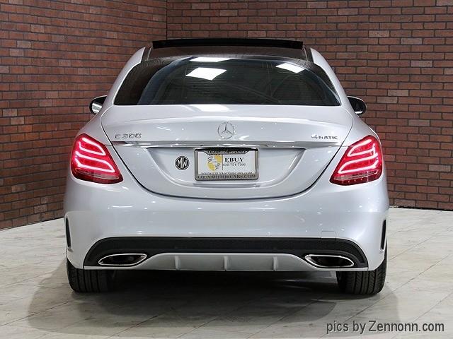 Mercedes-Benz C-Class 2015 price $24,990