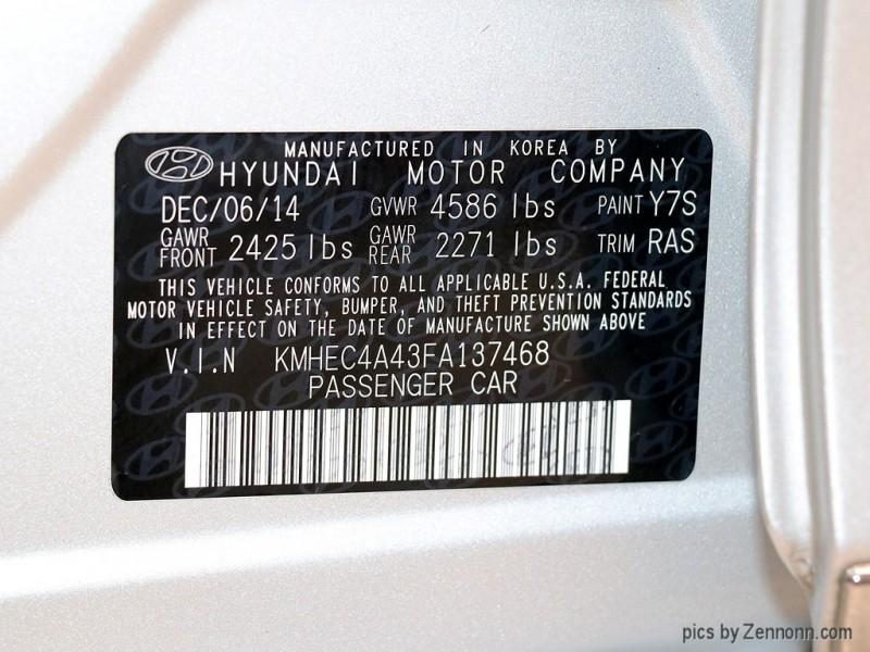 Hyundai Sonata Hybrid 2015 price $12,990