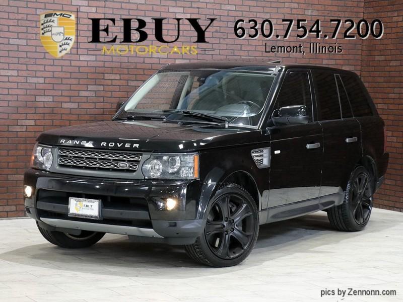 Land Rover Range Rover Sport 2011 price $20,990