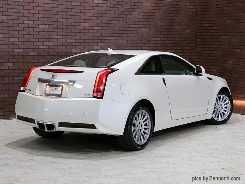 Cadillac CTS Coupe 2013 price $14,990
