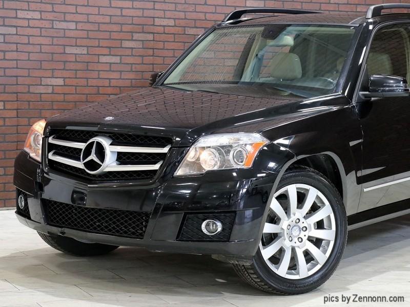 Mercedes-Benz GLK-Class 2012 price $14,990