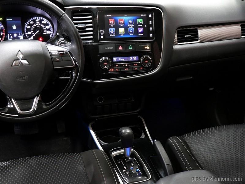 Mitsubishi Outlander 2017 price $16,490