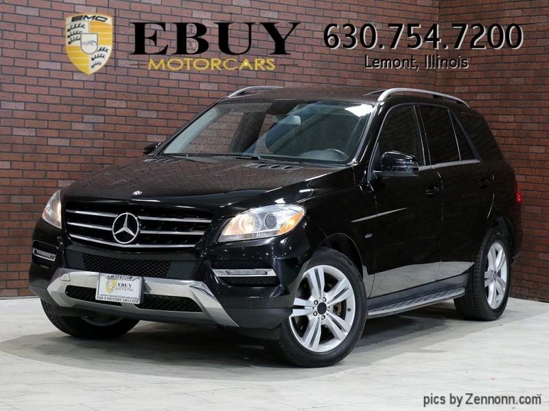 Mercedes-Benz M-Class 2012 price $17,490