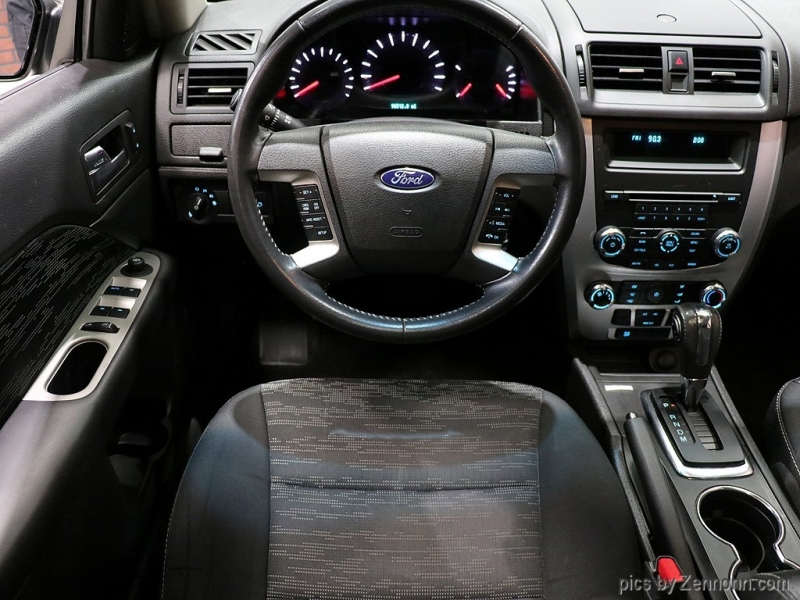 Ford Fusion 2012 price $7,990