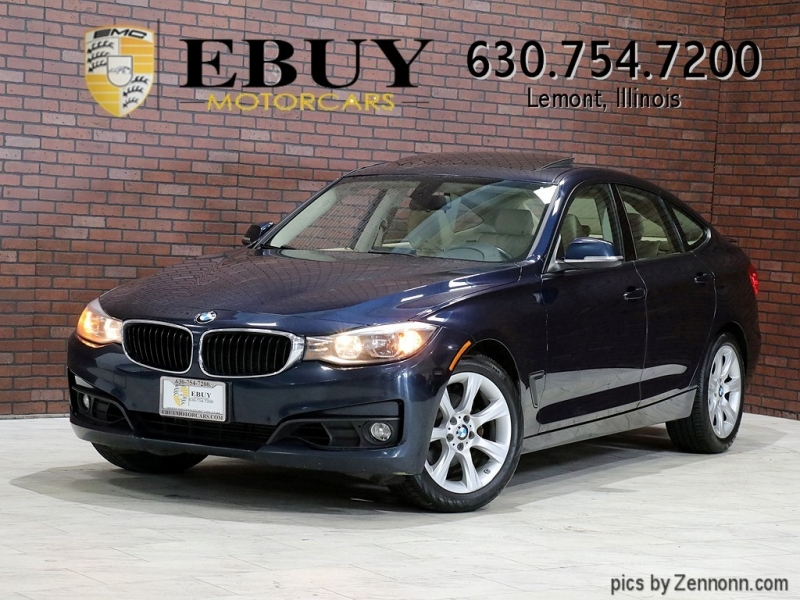 BMW 3 Series Gran Turismo 2015 price $14,990