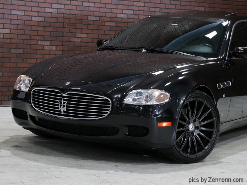 Maserati Quattroporte 2007 price $18,990