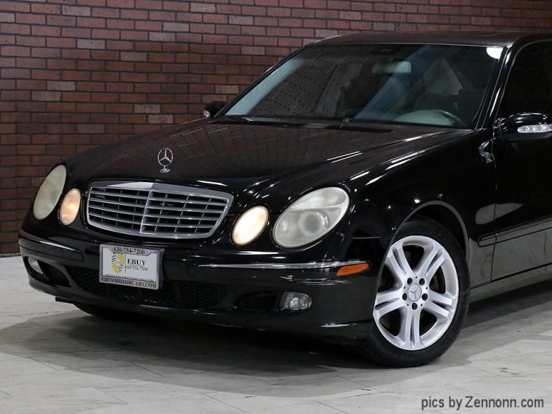 Mercedes-Benz E-Class 2005 price $5,490