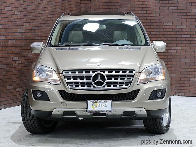 Mercedes-Benz M-Class 2010 price $11,990