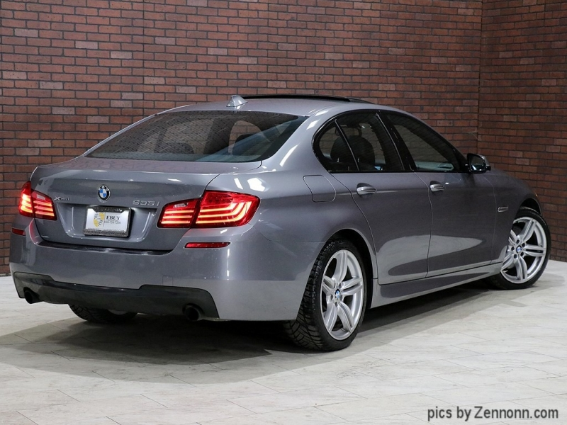 BMW 5-Series 2014 price $19,490