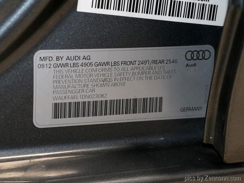 Audi A4 2013 price $10,990