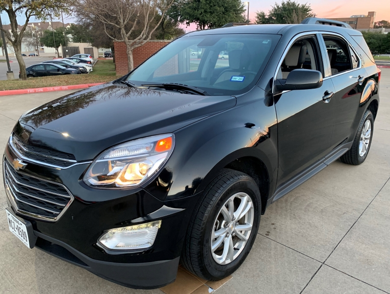 Chevrolet Equinox 2017 price $9,950