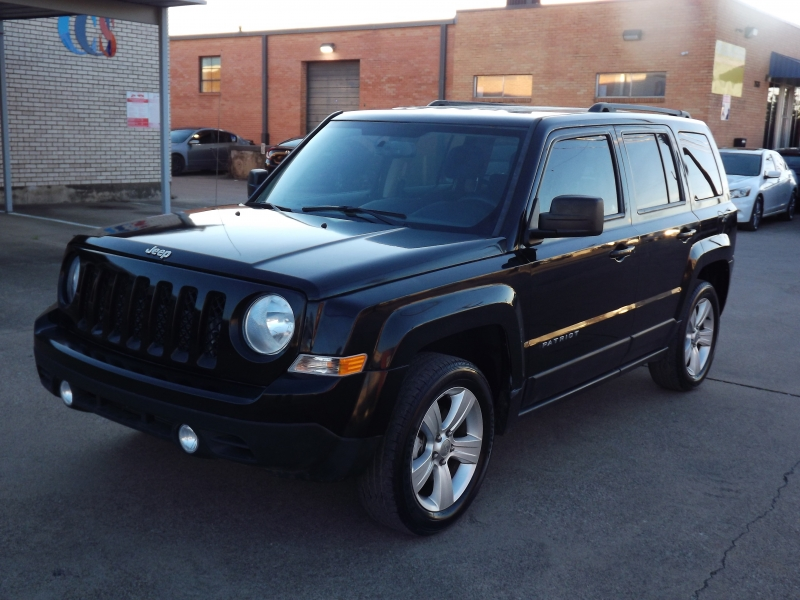 Jeep Patriot 2017 price $12,995