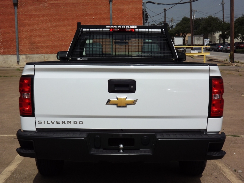 Chevrolet Silverado 1500 2018 price $17,995