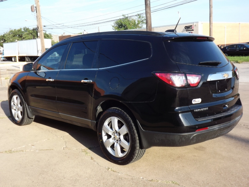 Chevrolet Traverse 2017 price $14,995