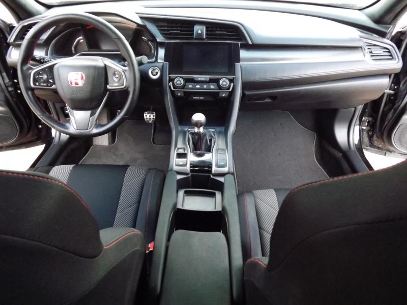 Honda Civic Si Sedan 2018 price $18,995