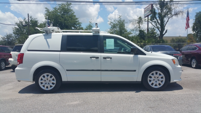 RAM Cargo Van 2014 price $5,900