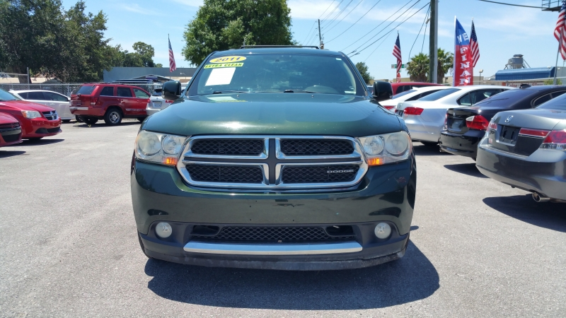 Dodge Durango 2011 price $6,900