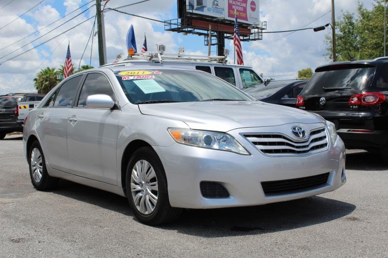 Toyota Camry 2011 price $4,999