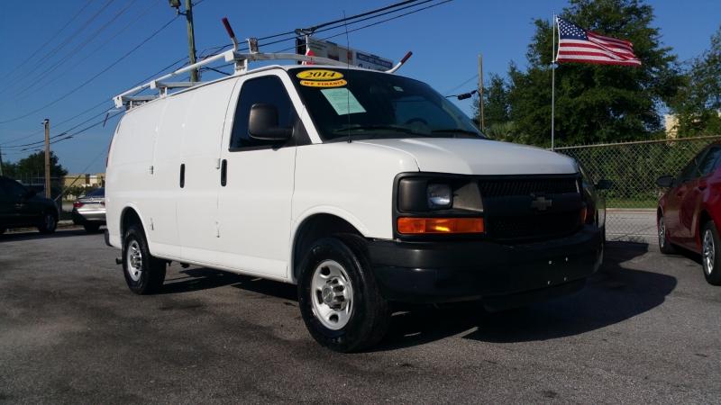 Chevrolet Express Cargo Van 2014 price $8,500