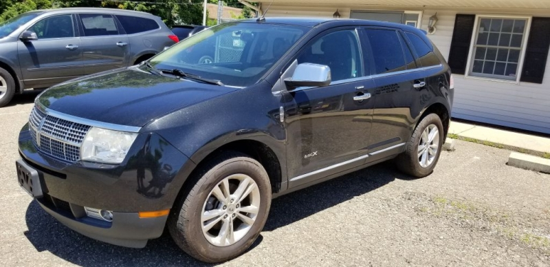 LINCOLN MKX 2010 price $9,999