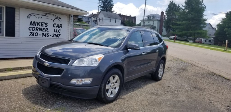CHEVROLET TRAVERSE 2010 price $8,600
