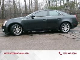Cadillac CTS 2009