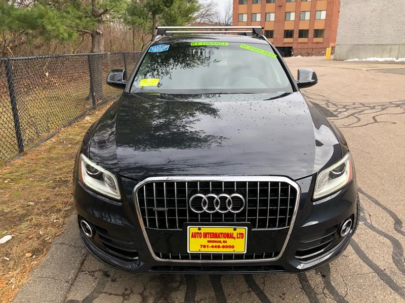 Audi Q5 2016 price $27,495