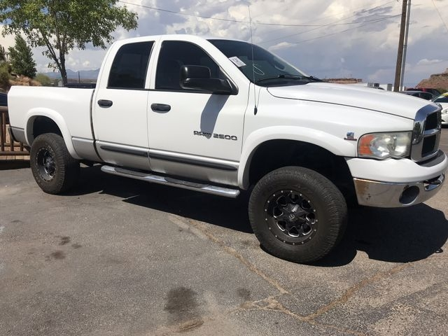 2005 Dodge Ram 2500 Quad Cab SLT Pickup 4D 8 ft ...