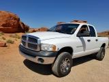 Dodge Ram 2500 Quad Cab 2004