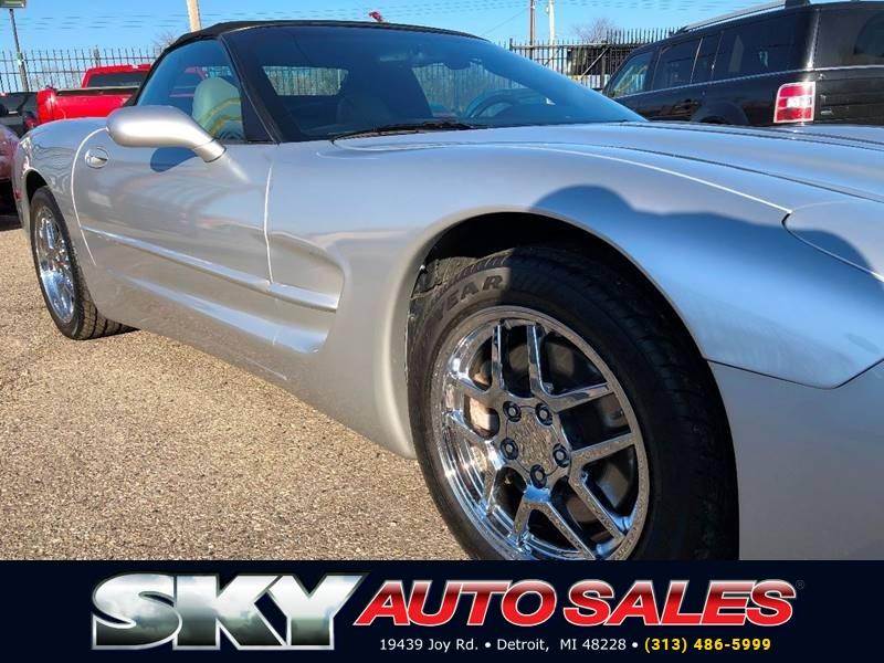 Chevrolet Corvette 1999 price $12,495