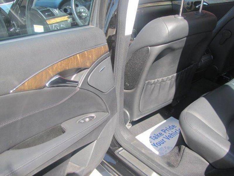 Mercedes-Benz E-Class 2008 price $8,600