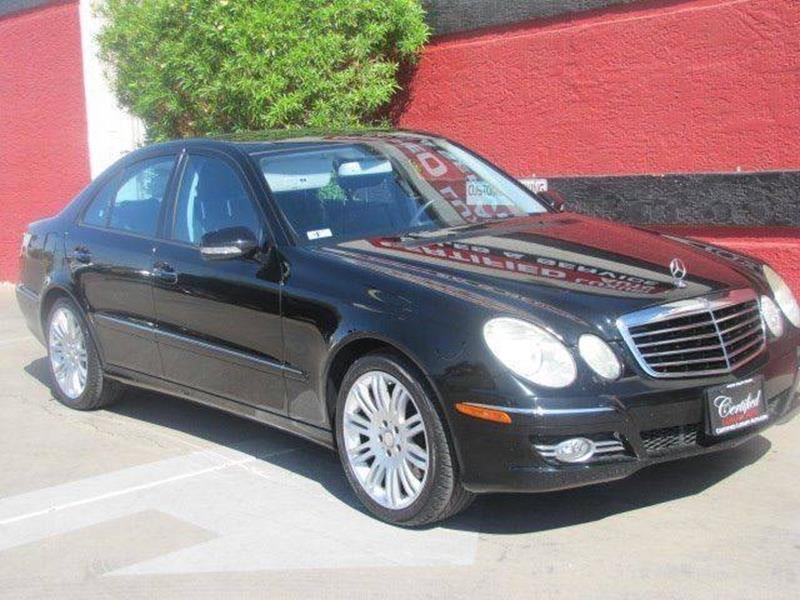 Mercedes-Benz E-Class 2008 price $7,995