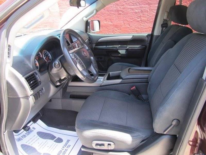 Nissan Armada 2014 price $16,800