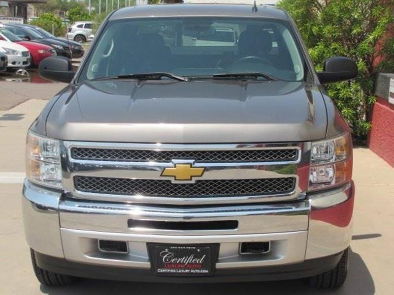 Chevrolet Silverado 1500 2012 price $19,500