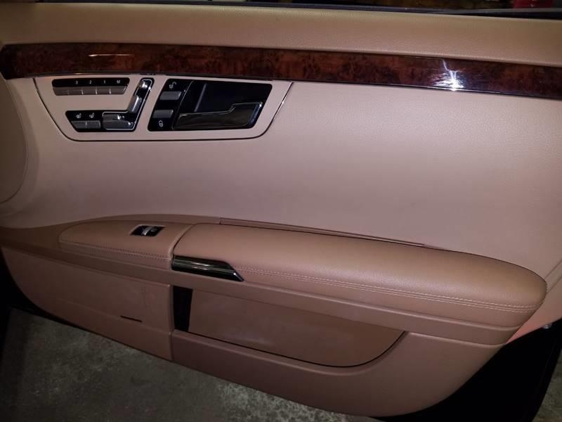 Mercedes-Benz S-Class 2009 price $16,500
