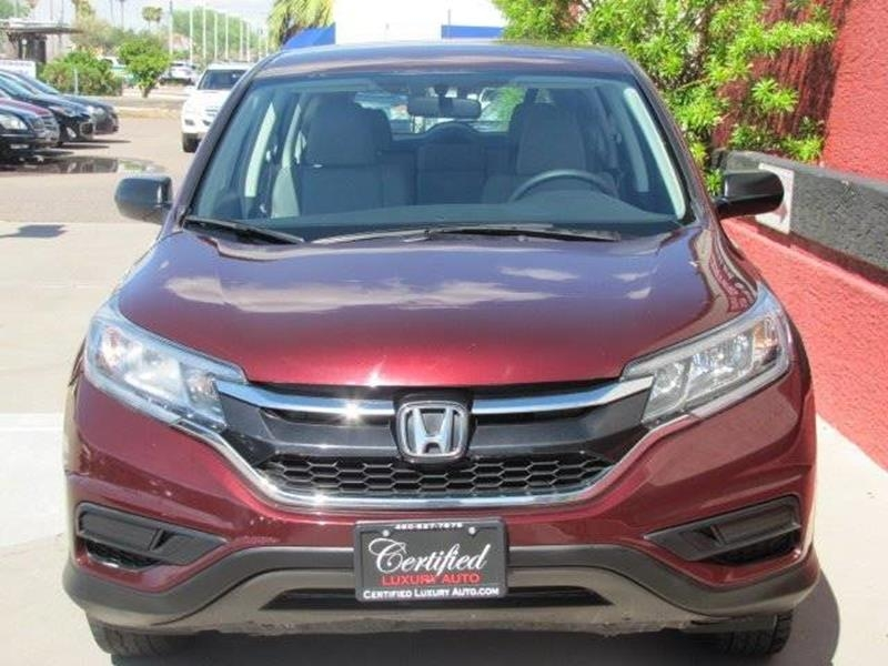 Honda CR-V 2015 price $12,995