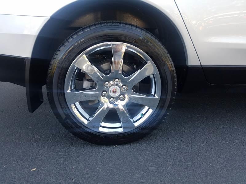 Cadillac SRX 2012 price $14,995