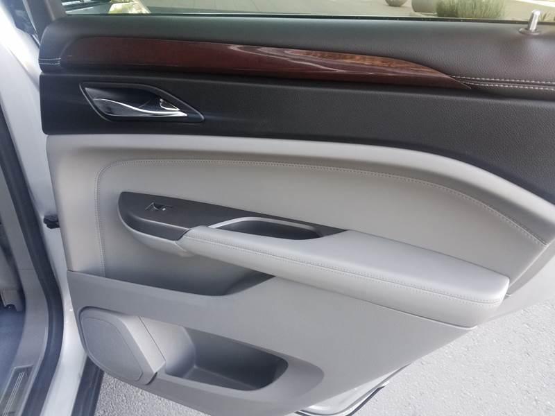 Cadillac SRX 2012 price $14,495