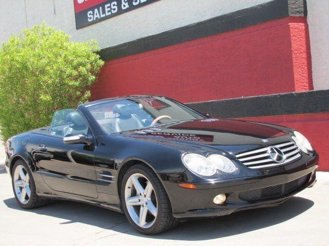 Mercedes-Benz SL-Class 2005 price $12,995